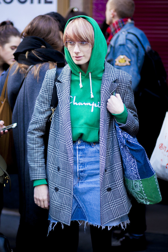 Paris fashion week streetstyle 004
