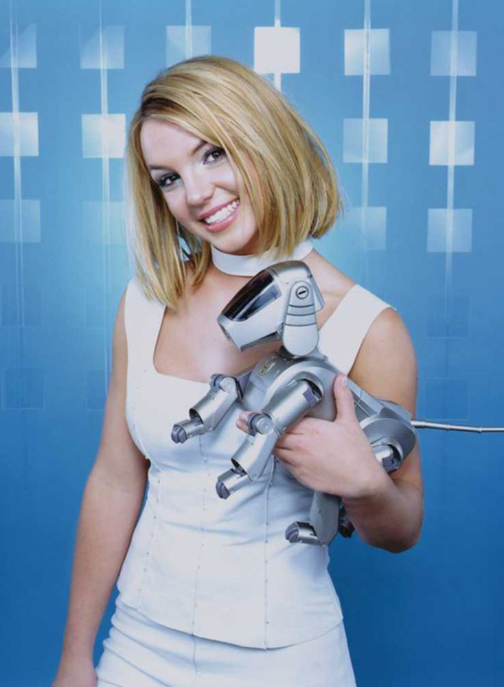 Britney spears looks 03