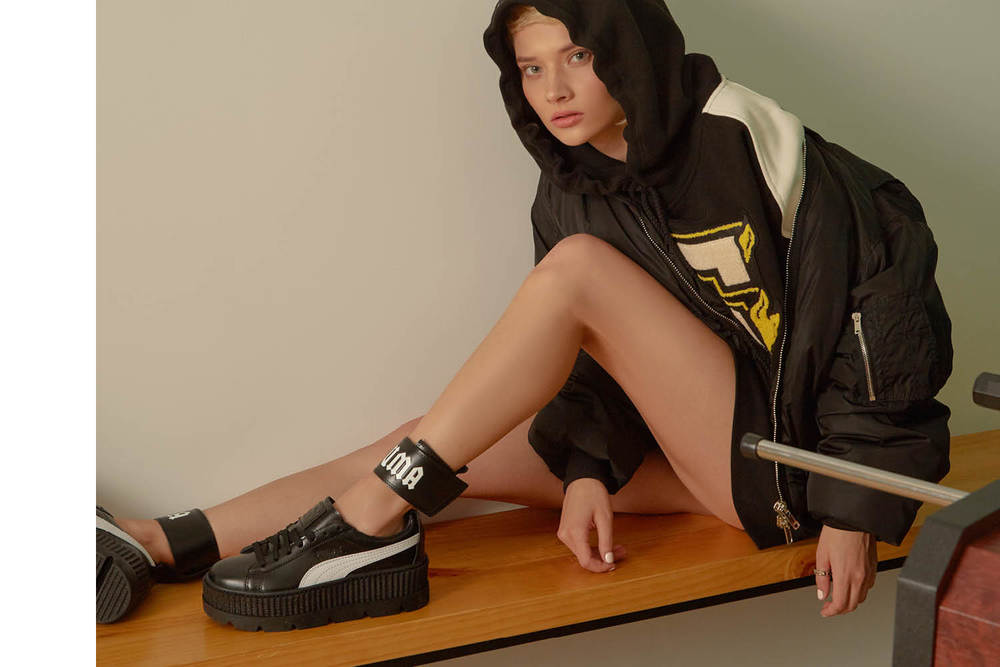 Inspire Your Inner Rebel With HBX's Fenty Fall/Winter 2017 Editorial
