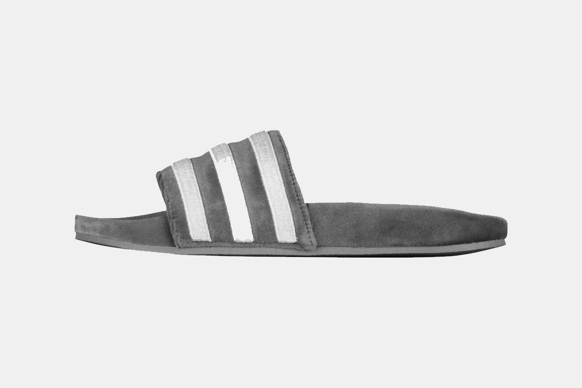 4286811e563f ... ireland adidas just released the worlds coziest suede slides adidas  just released the worlds coziest suede