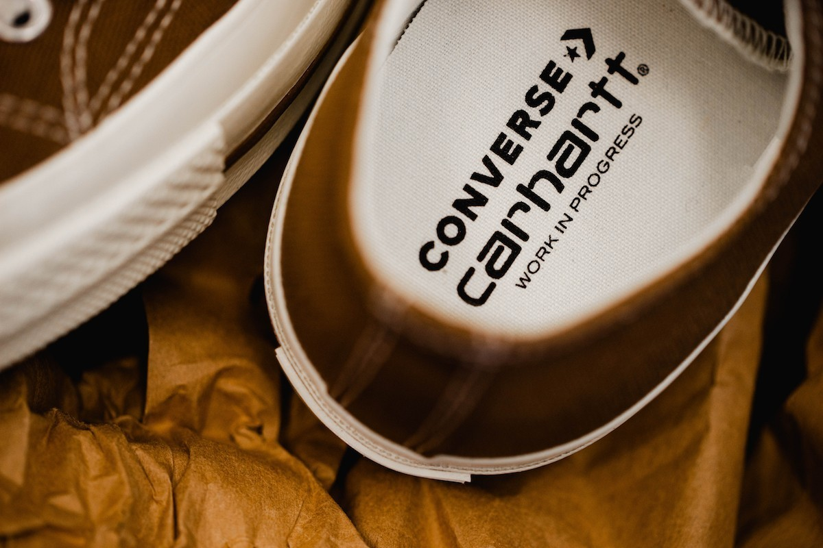 Carhartt WIP x Converse's Chuck 70 Is Coming Back