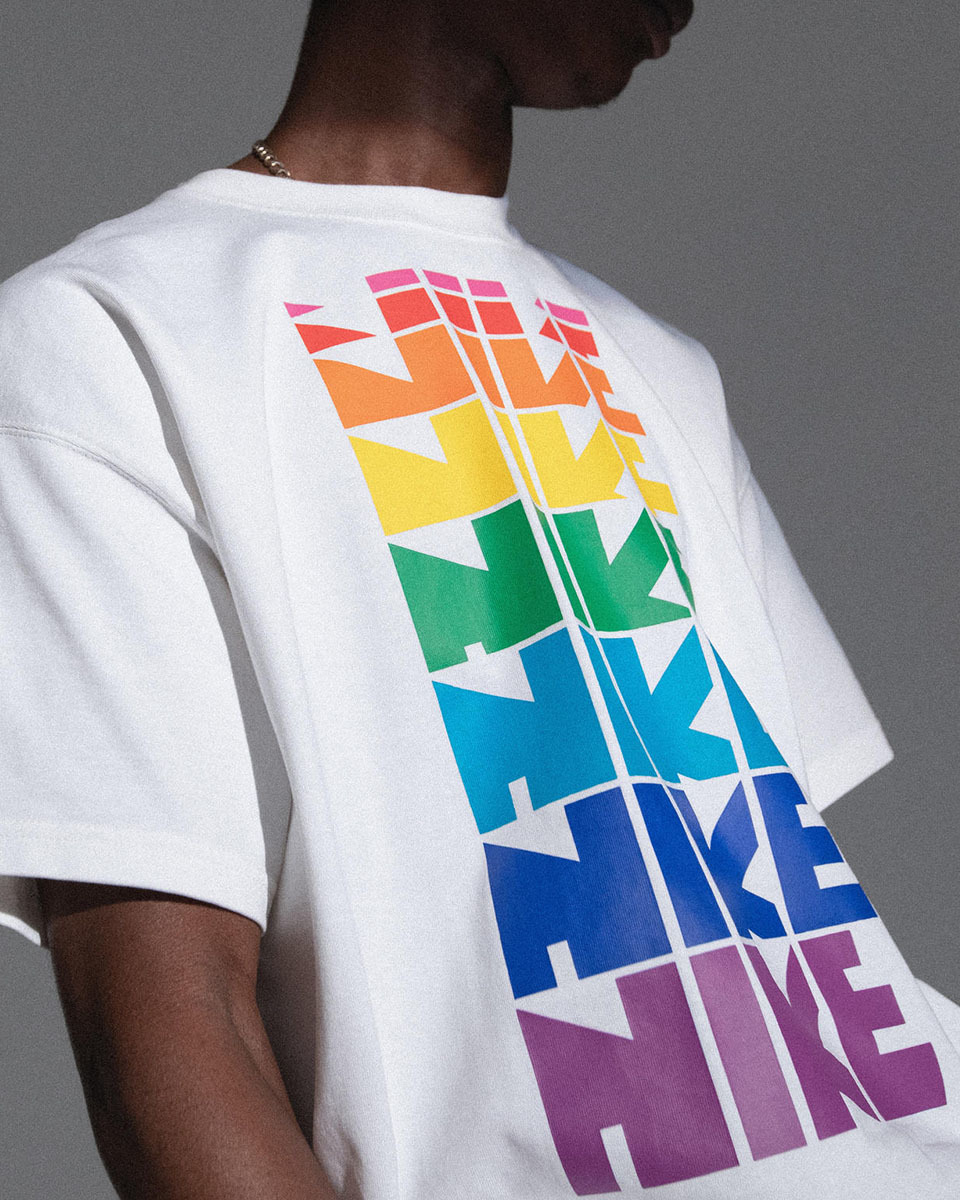 Nike's 2019 'BETRUE' Collection Highlights Original Eight-Color Pride Flag