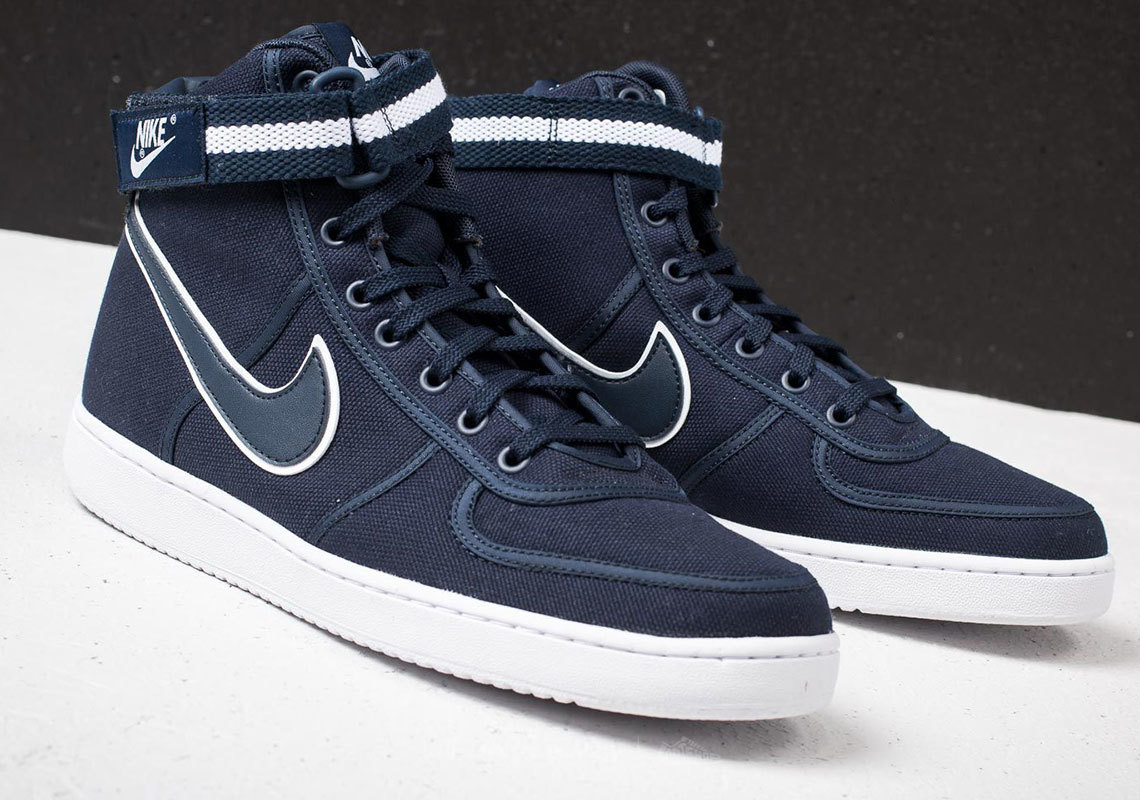 Nike Outfits Its Vandal High Supreme In A Sporty New Colorway