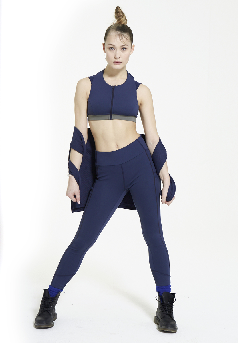 Look And Feel Lemon-Fresh In ARYS' SS18 Activewear