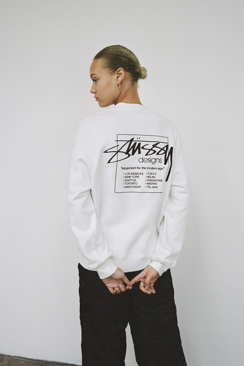 The Stussy Woman Holiday 2018 Lookbook