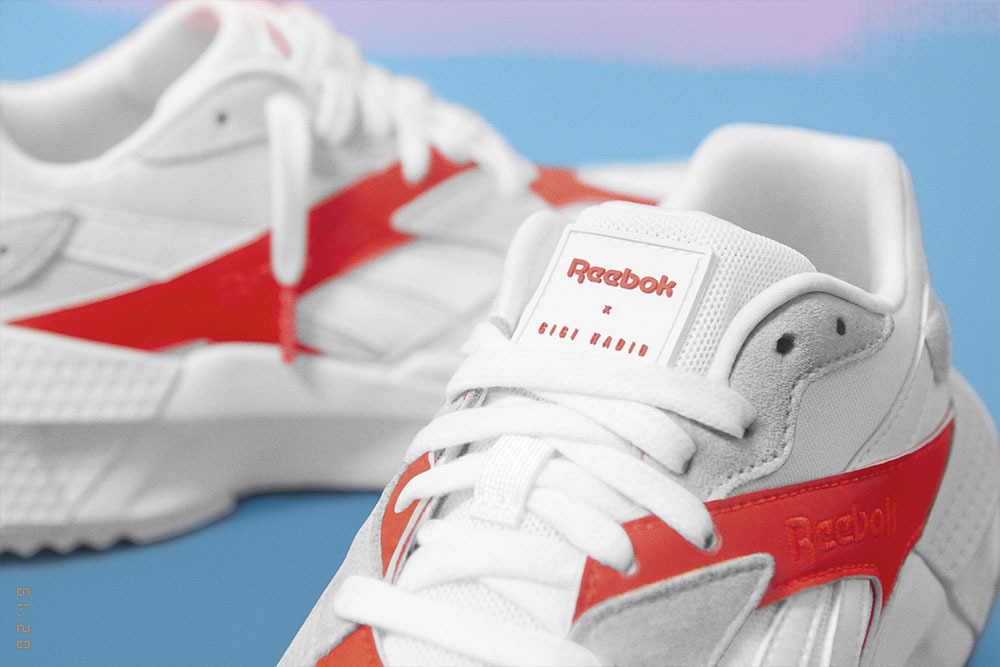 Reebok X Gigi Hadid Present Their SS19 Collection