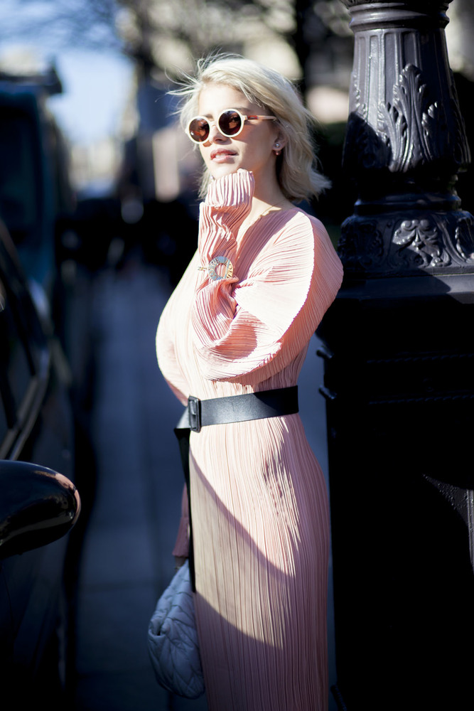 Paris fashion week streetstyle 026