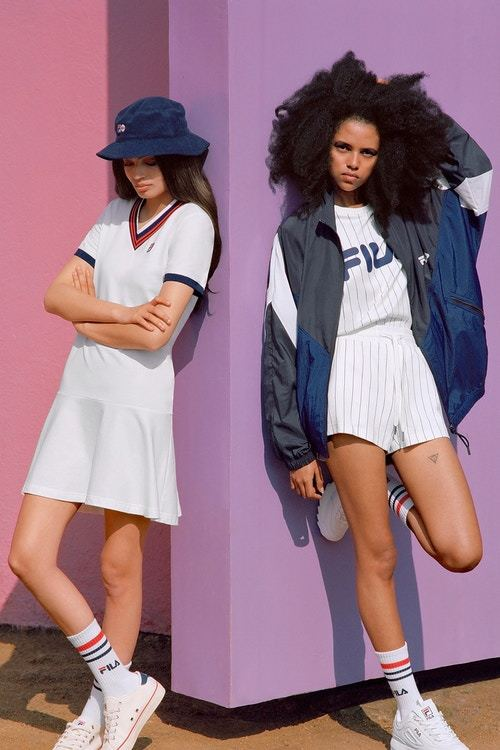 Fila spring summer heritage lookbook 22