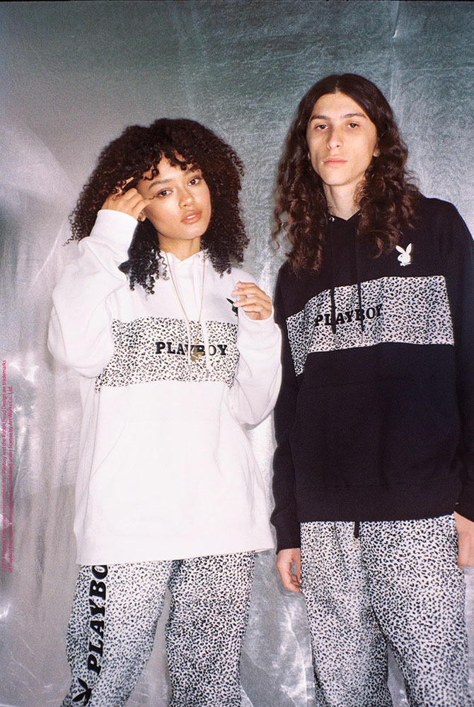 Joyrich X Playboy Join Forces Once More To Serve Us Their SS19 Collection