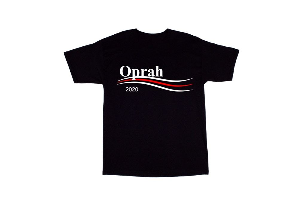 Some Sweet Oprah 2020 Presidential Merch Is Already Surfacing