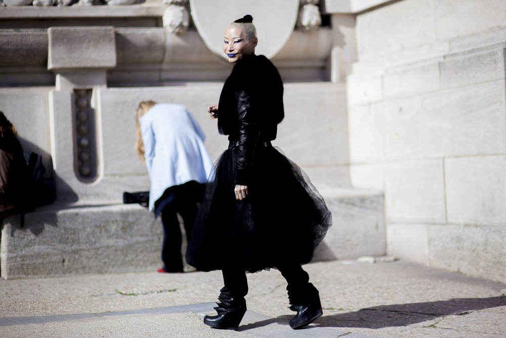 Paris fashion week streetstyle 056