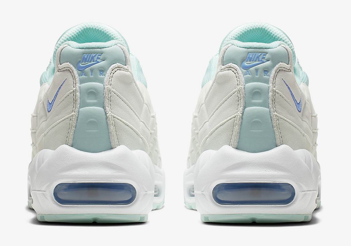 The Nike Air Max 95 Introduces A New Teal Tone