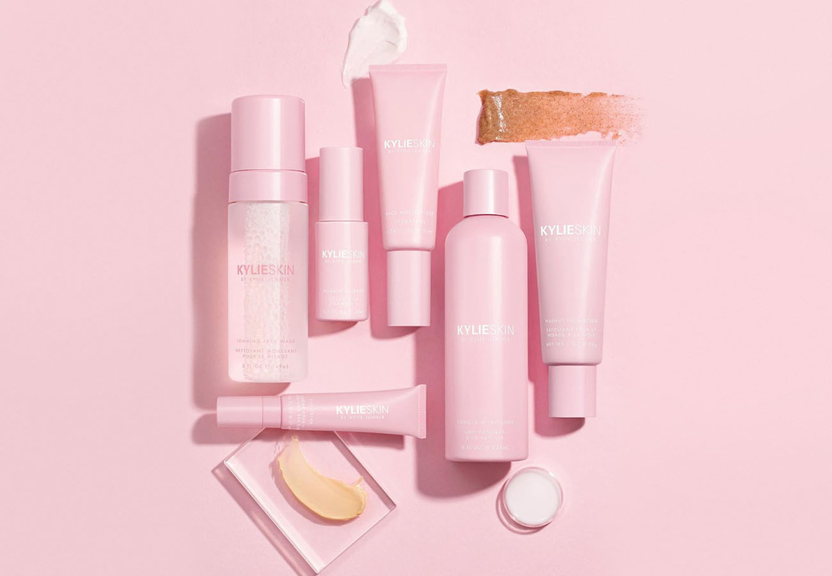 Kylie Jenner Releases Skincare Range Kylie Skin As She Expands Her Beauty Brand