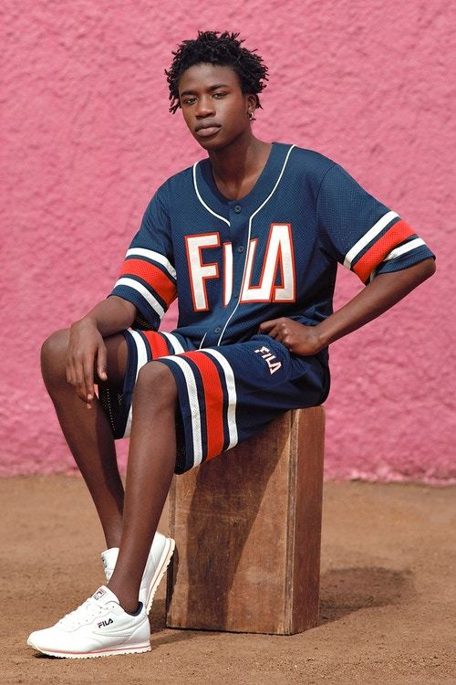 Fila spring summer heritage lookbook 5