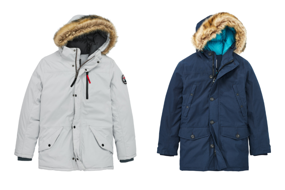 Timberland Unveils The New Scar Ridge Parka