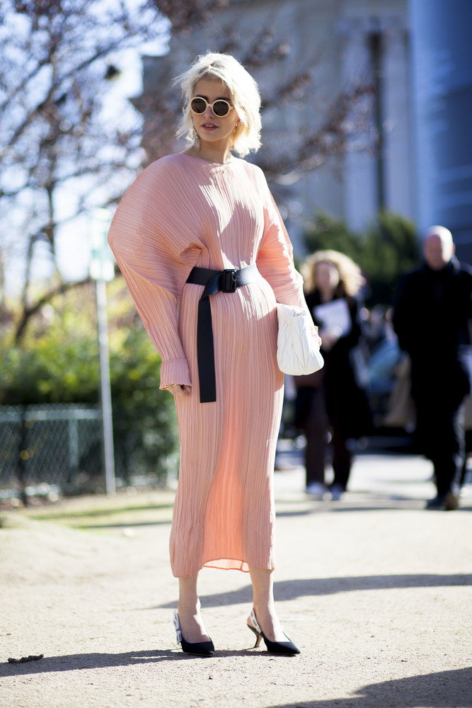 Paris fashion week streetstyle 021
