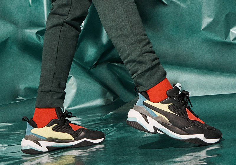 PUMA Strikes Again With Chunky New Thunder Spectra