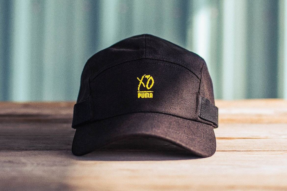 The Weeknd X PUMA Are Releasing Drop 3 Of The XO Collection