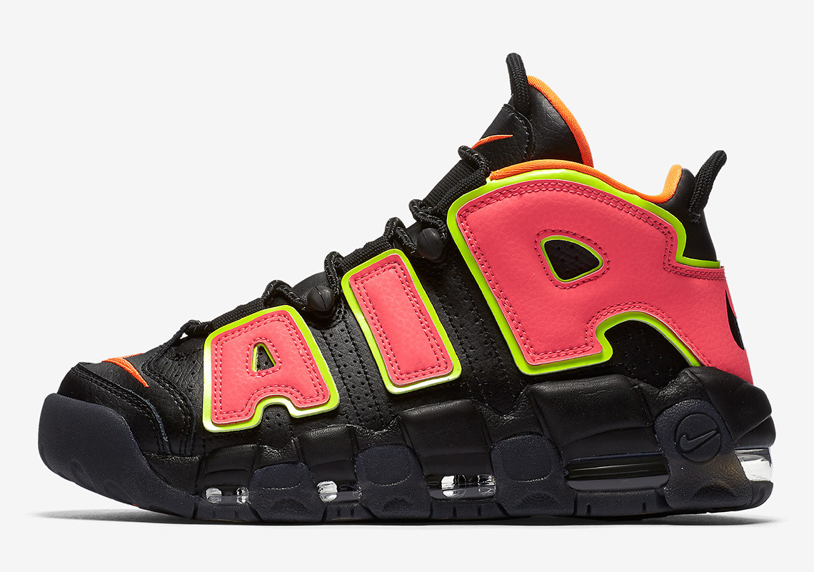 "Nike's ""Hot Punch"" Air More Uptempo Is Just As Intoxicating As It Sounds"