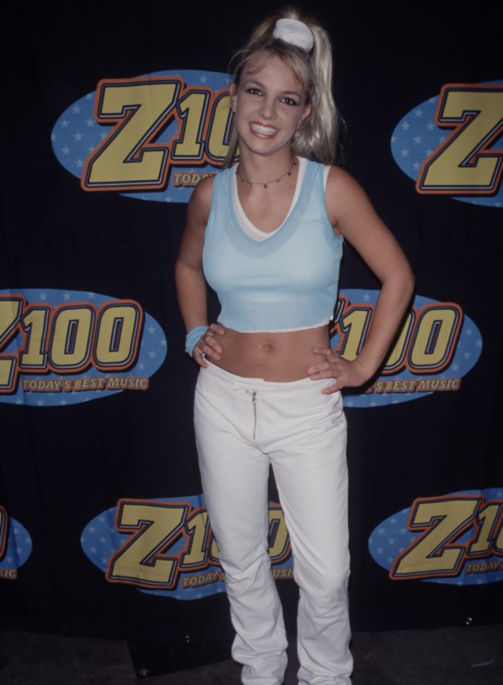 Britney spears looks 99