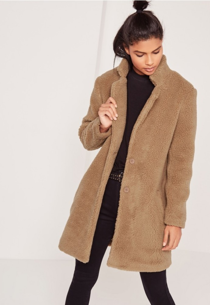 Teddy coat trend winter 2016 41