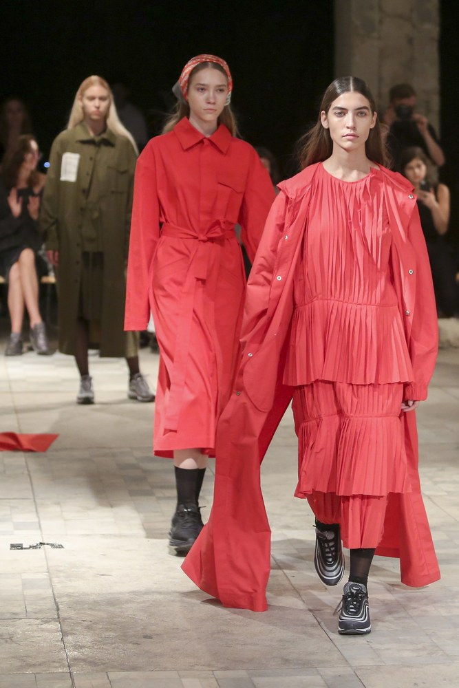 Yulia Yefimtchuk Spring 2018 Is Female Empowerment In a Post-Soviet World