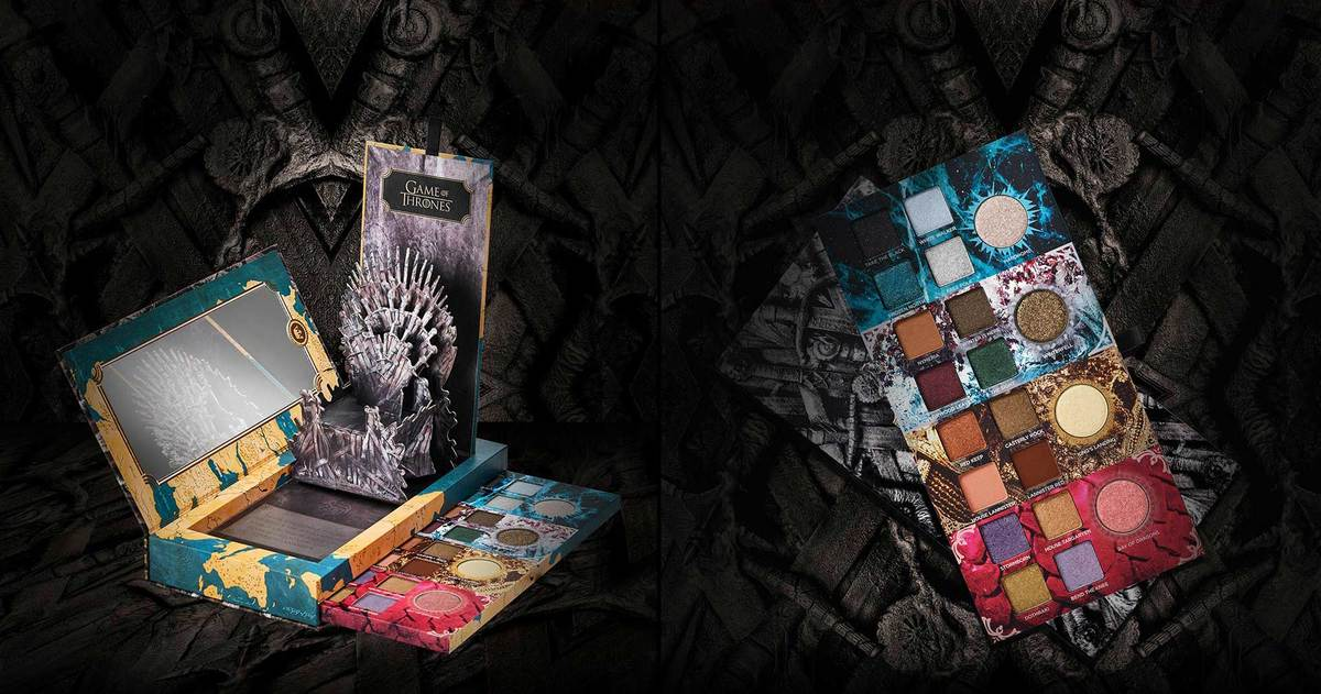 Urban Decay's Game Of Thrones Collection Is Set To Drop