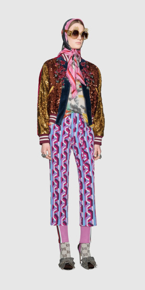 Gucci fw17 collection 10