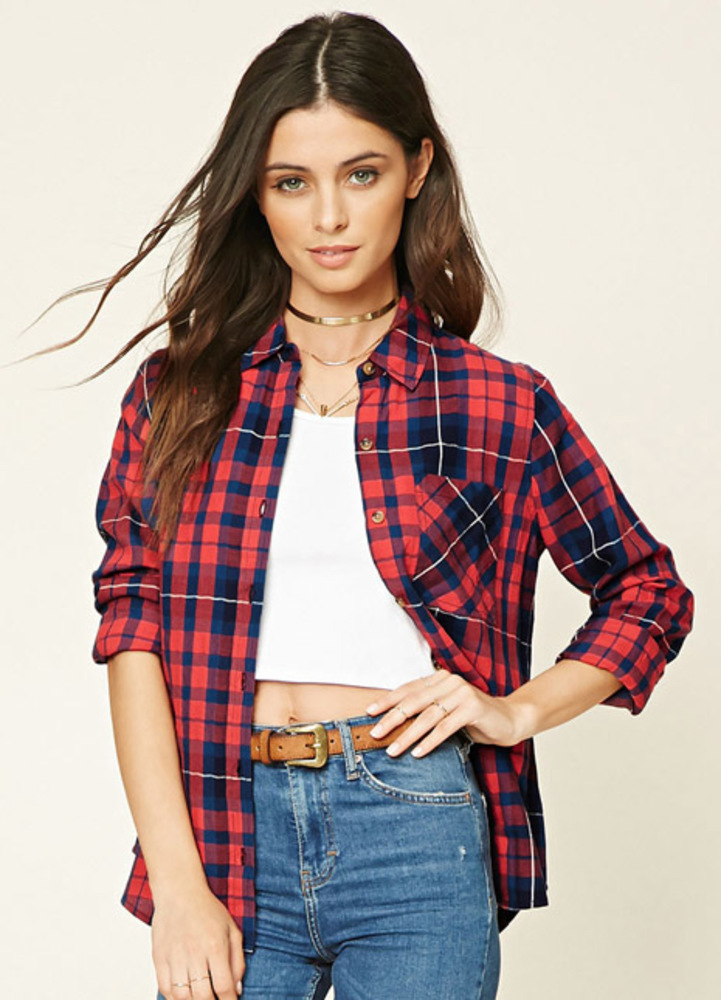 03 flannel fashion trend