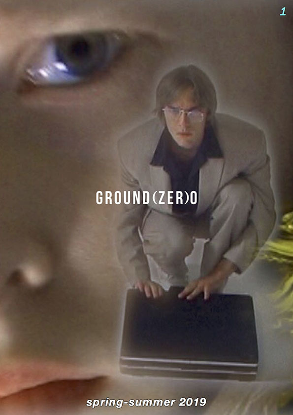 Ground [Zer]0 SS19 In Bed With Hong Kong Gangsters