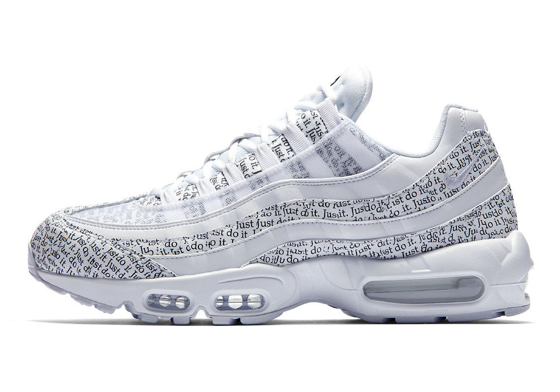 "These ""Just Do It"" Nike Air Max 95s Are Pretty Persuasive"