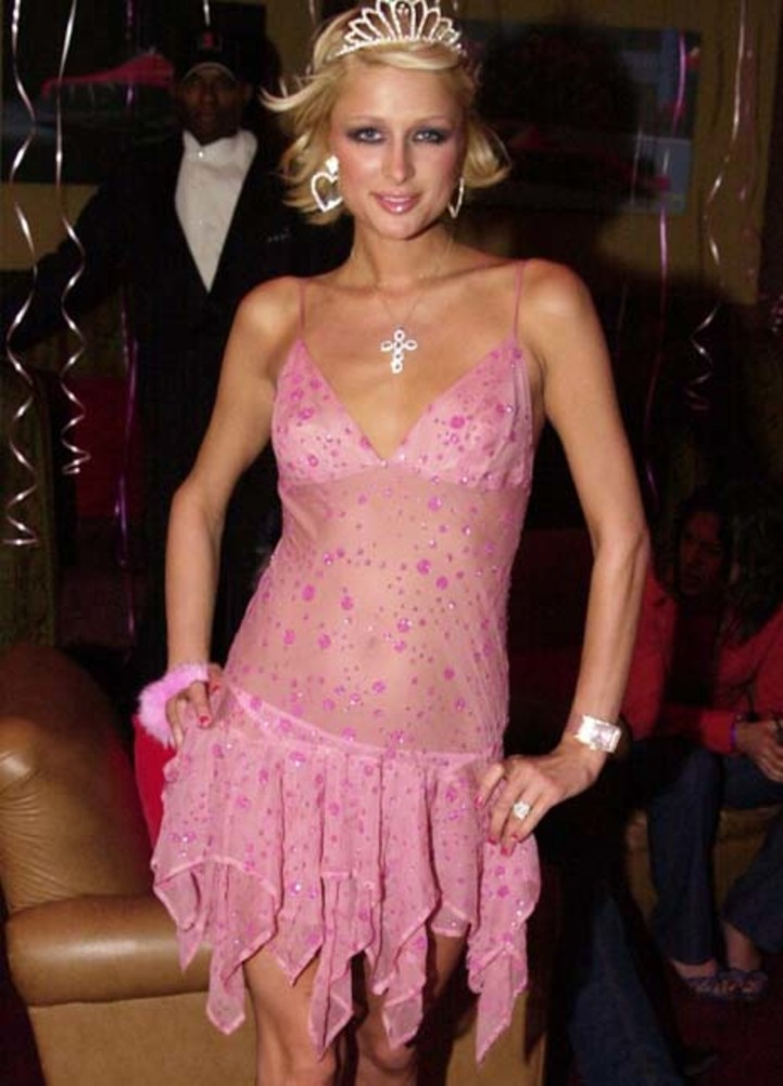 Paris hilton no shame moments 60