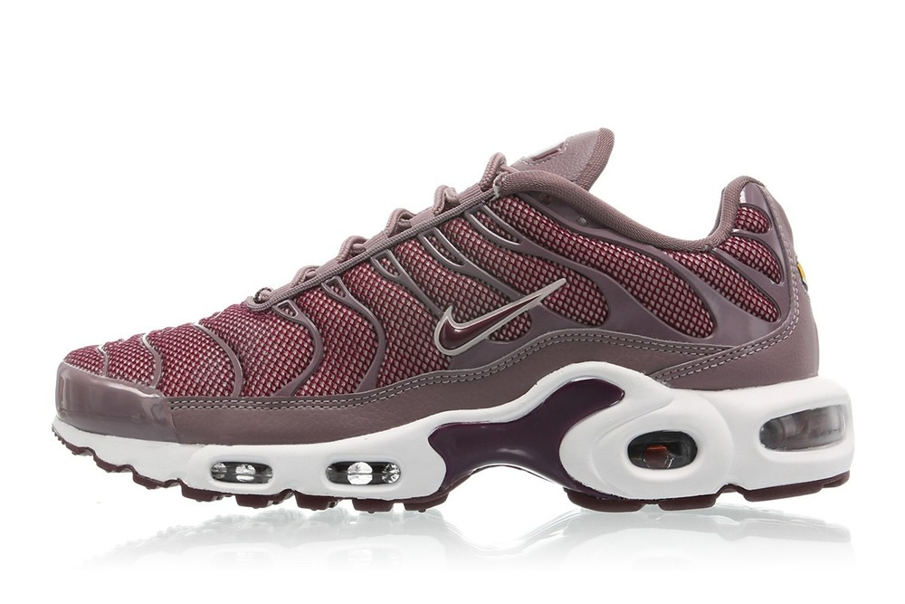 The New Nike Air Max Plus Prove Purple Is Underrated