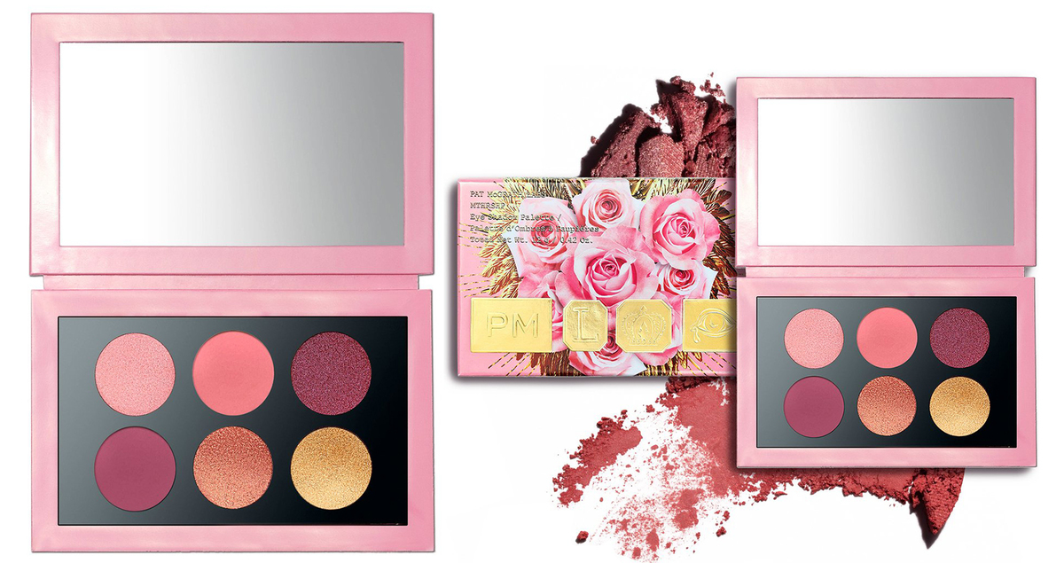 Look Pretty In Pink With Pat McGrath Labs Rose Decadence Palette and Divinyl Lip Shine
