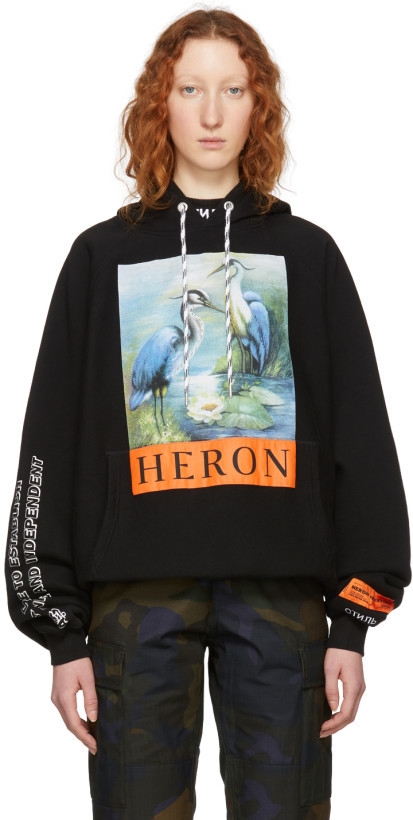 All The Pieces From Heron Preston's Fresh SSENSE Drop