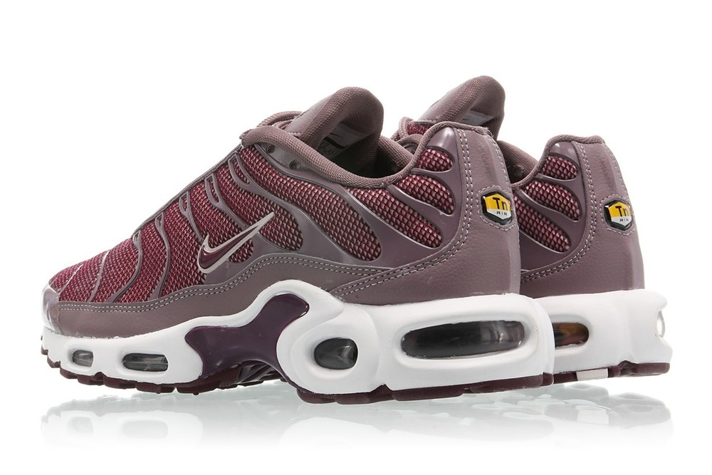 The New Nike Air Max Plus Prove Purple Is Underrated The New