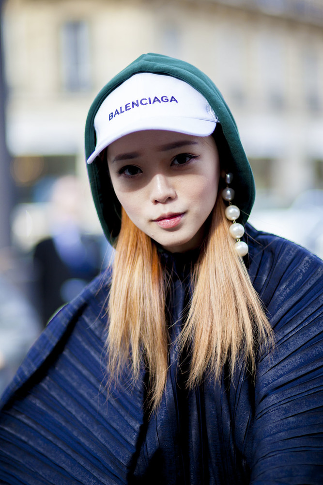 Paris fashion week streetstyle 069