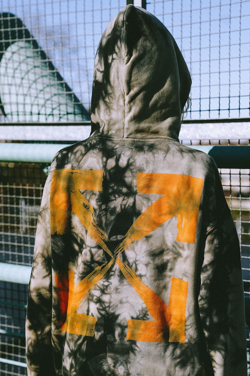 "Off-White™ Releases ""Bangkok"" Collection Featuring Nostalgic Tie Dye Prints"