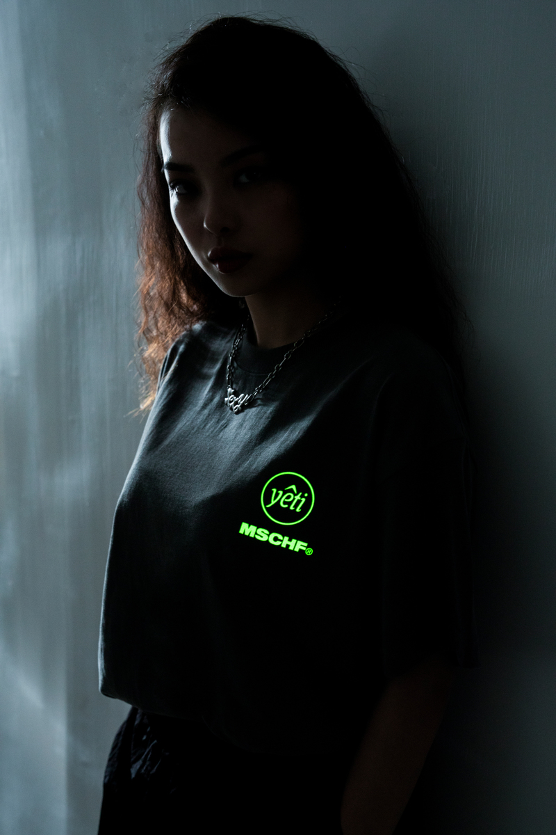 MISCHIEF X YETI OUT Link Up For Glow In The Dark Capsule Collection