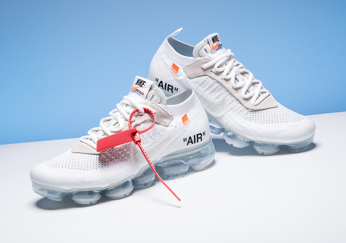 Cop The Off-White X Nike Vapormax