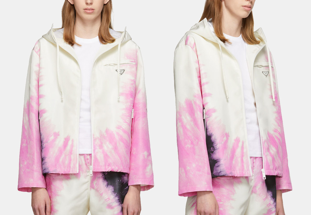 Your Cries For A Killer Tie-Dye Capsule By Prada Have Been Heard