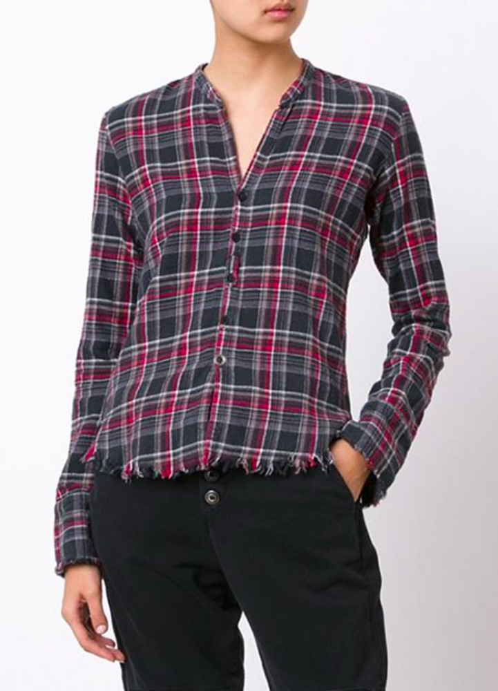 17 flannel fashion trend