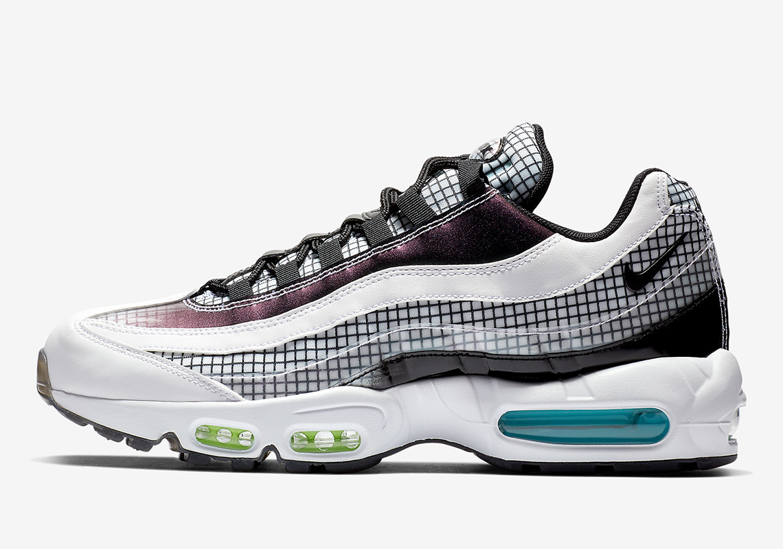 Boxing Day Treat: New Nike Air Max 95's Nike To Release New