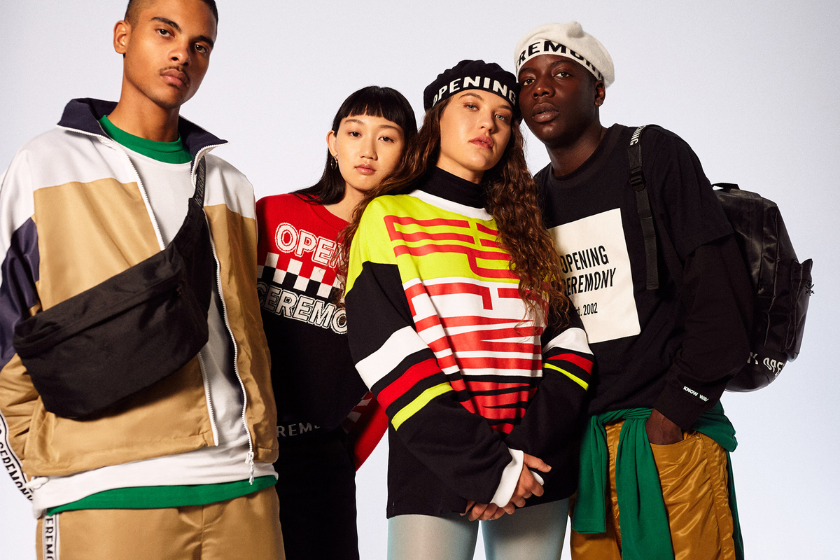 Here's Your First Look At Opening Ceremony's Second TORCH Capsule