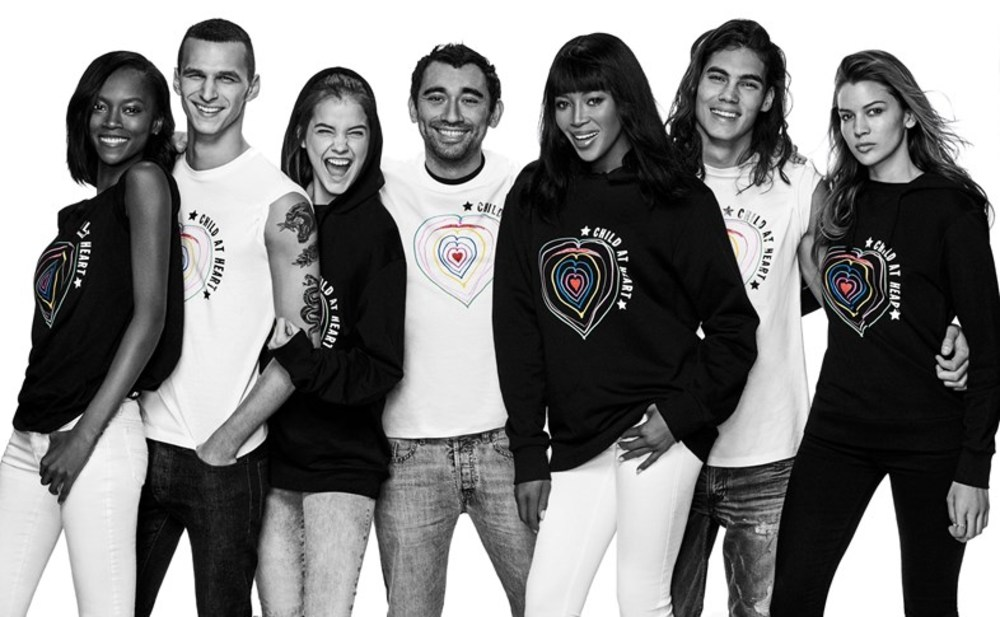 Naomi campbell diesel fashion for relief 3