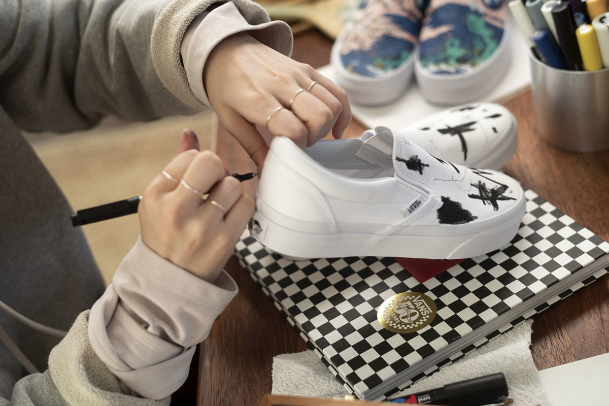 Vans Introduces 'Waffleheads' — Sharing Stories By Collectors Worldwide
