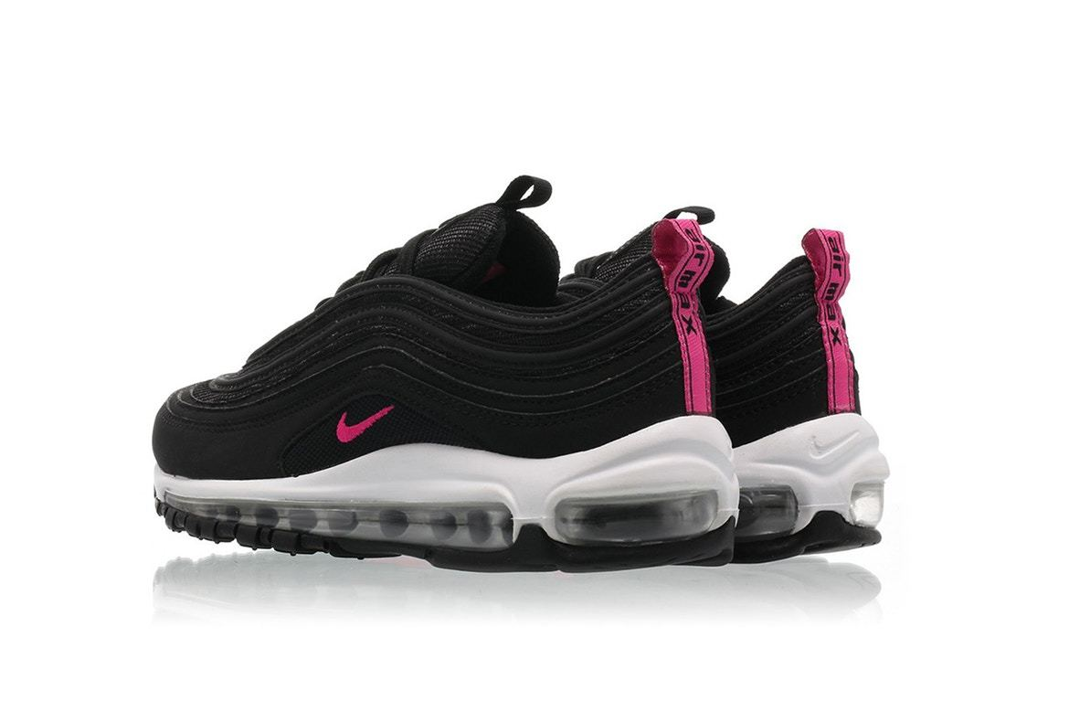 Nike Adds A Hit Of Hot Pink To Its New Air Max 97