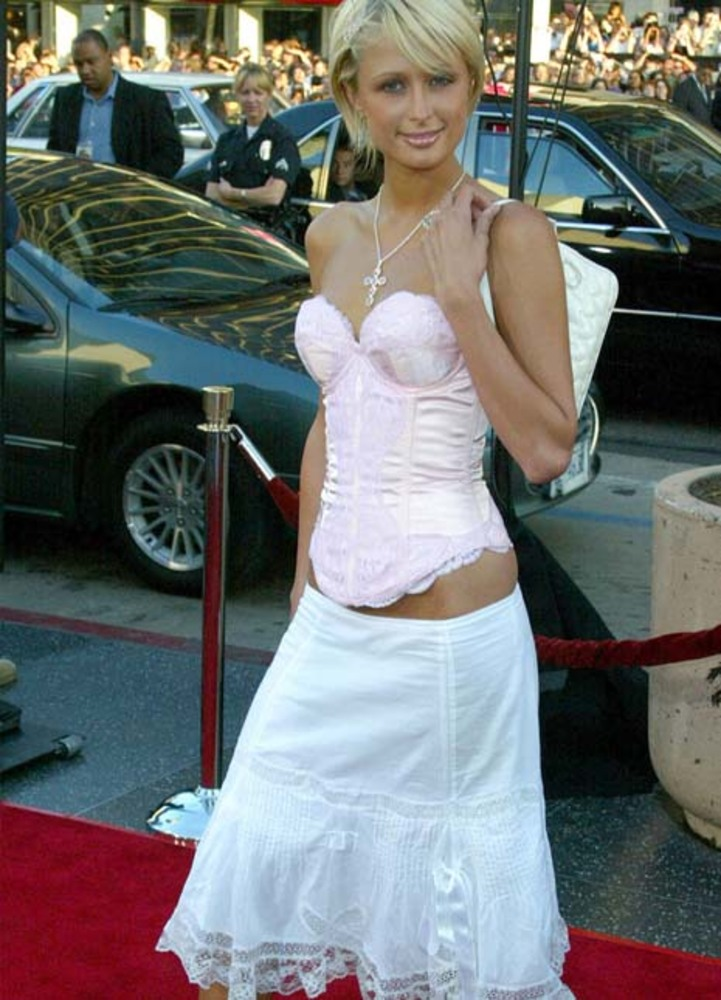 Paris hilton no shame moments 40