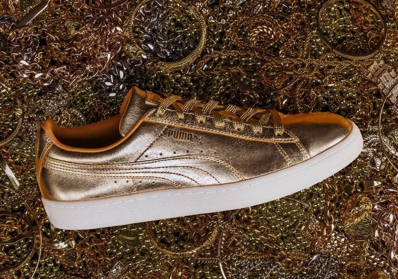 We Would Probably Marry PUMA's 50th Anniversary Golden Suede