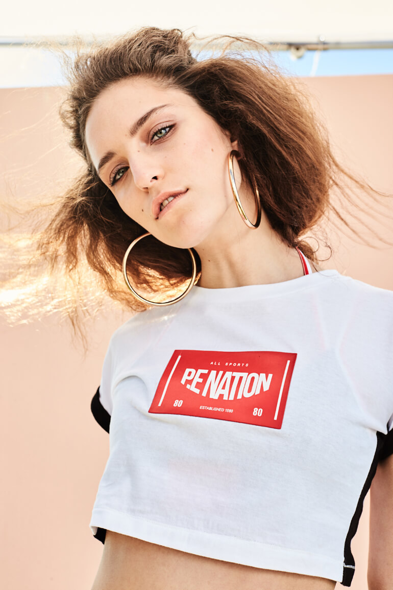 "P.E. Nation Unveils Fit New ""United In Sport"" Collection"